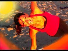 ▶ Sunset Workout ~ Tone It Up Tuesday! - YouTube