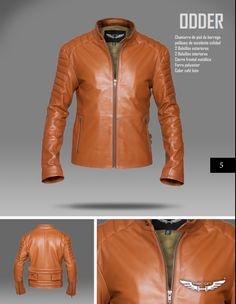 #Chaqueta modelo Odder #moda
