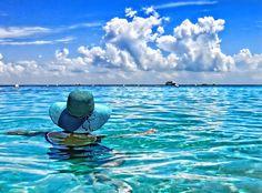 Tranquil Waters www.allabouttravel.org www.facebook.com/AllAboutTravelInc 605-339-8911 #travel #vacation #explore #caribbean #honeymoon #ocean #beach