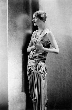 Lee Miller, by Edward Steichen, 1928.