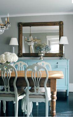Light wood/white chairs