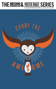 carry the awesome