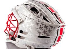We worked with Ohio State Men's Lacrosse to design this chrome lacrosse wrap. http://www.schoolpride.com/helmet-decals/lacrosse/wrap-kits.html What do you think?