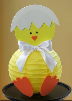 Life in Wonderland: Easter Chick Lantern