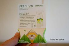Would you like a free sample of my organic, safe, effective and economical all-purpose house cleaning product, Basic-H2?  Just contact me through my site.  WARNING:  Some say when the start testing this product they can't stop... the whole house gets cleaned.