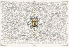 Pop Chart Lab --> Design + Data = Delight --> The Magnificent Multitude of Beer