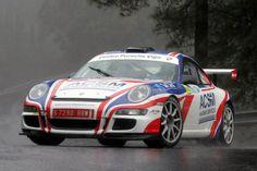 Porsche 911 GT3, Xevi Pons, 2013