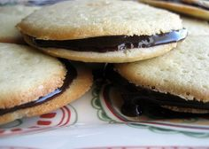 ... up real-food recipes and really good desserts Homemade Milan Cookies