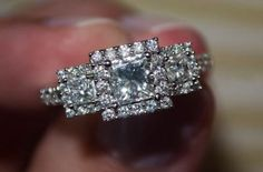"""""""This ring is beyond perfect - it's so vintage looking and sparkly."""""""