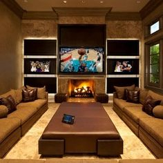 pics of some man cave ideas | The Runco 103-inch 1080p PlasmaWall display is ... | Man Cave Ideas