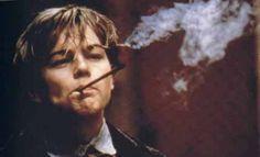 DiCaprio as Rimbaud