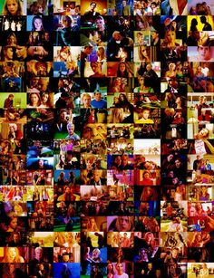 Every episode of Buffy!