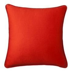 Threshold™ Solid Cotton Weave Toss Pillow - 20x20""