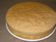 Receta: Bizcocho Genovés - Ideal para tartas de varias capas - Paso a paso (Videotutorial)