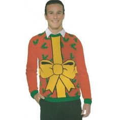 Amazon.com: All Wrapped Up Ugly Christmas Sweater (Standard): Everything Else