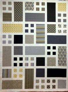 Easy Modern Quilt!