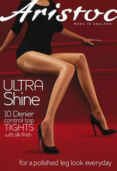 Aristoc Ultra Shine Control Top Tights  http://www.uktights.com/product/314/aristoc-ultra-shine-control-top-tights