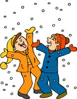 Winter Clip Art | NEW HOURS