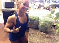 Gallon bag food prep