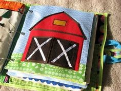 Loads of quiet book ideas. Very cute ideas. Perfect for church!  :)
