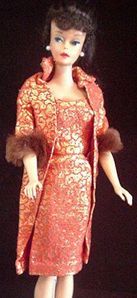 vintag barbi, fashion vintage, outfit, 1963 barbi, childhood memori, vintag 1963, 60s, barbie, barbi 1963