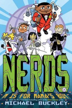Great Books for Boys - N.E.R.D.S.