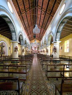 Timotes Catholic Church, Venezuela