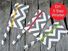 Tutorial: Zippered wristlet · Sewing | CraftGossip.com