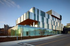 University of Toronto's Health Sciences Complex, Canada by Kongats Architects