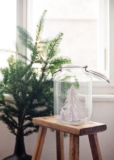 DIY: CHRISTMAS DECORATION AT LAST MINUTE | 79 Ideas