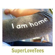 I Have Arrived, I Am Home.   -   Walking Meditation Cropped Pants