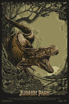 Fan art Jurassic Park