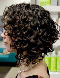 Che bel taglio per capelli ricci