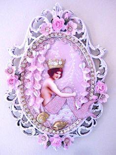 #DIY #crafts #pink #giftwrapping ideas ToniK ⓦⓡⓐⓟ ⓘⓣ ⓤⓟ #vintage #Valentine's Day www.flickr.com/photos/designs_by_terri_gordon/5038908115/in/photostream/