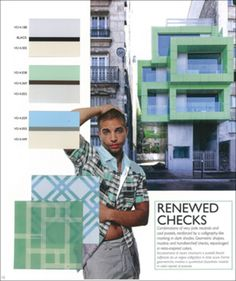 trend forecasting 2014 | VIBE - Color Trends S/S 2014 - A + A - Styling forecasts- mode ...