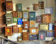 post box, galleries, letter boxes, postbox, offices, marseille, letters, mail boxes, mailbox