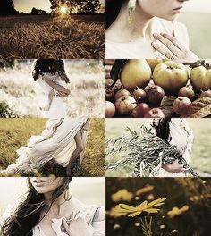 Demeter: Goddess of agriculture, grain, and bread