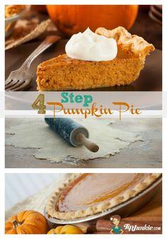 4-Step Pumpkin Pie | eBay