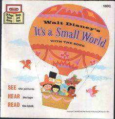 books, walt disney, mari blair, childhood memori, tape