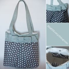 Cute tote tutorial