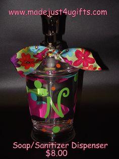 soap dispenser, teacher gifts