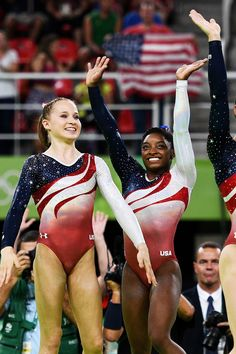 The U.S. Women's Gym