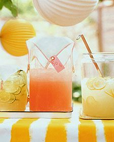 Love pink lemonade