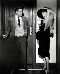 hats, men styles, breakfast at tiffanys, audrey hepburn, style icons, holly golightly, films, little black dresses, affordable fashion