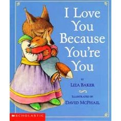 I Love You Because You're You (Paperback)