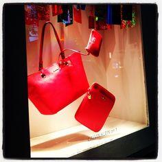 Macy's window. November 2012. Copyright © 2012 Jacqui Barrineau