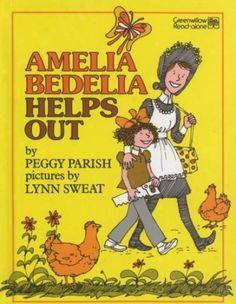 Amelia Bedelia Helps Out (book)
