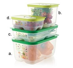 Fridge Smart Containers