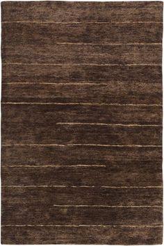 Surya Trinidad TND-1121 Chocolate / Brown Area Rugs