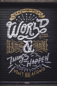 // mural by Kyle Ste